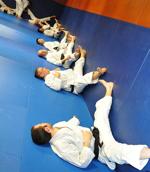 Assouplissement-Préparation-physique-SKA-Shotokan Karaté antony